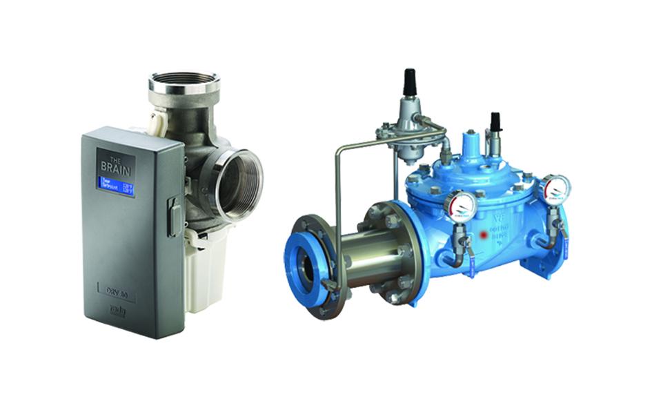 Specialty valves 5×8